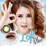 Loft Blue Dreamcolor1เลนส์นิ่มใส่สบาย คอนแทคเลนส์ ขายส่งคอนแทคเลนส์ ขายส่งBigeye Bigeyeเกาหลี