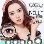Kelly Gray Dreamcolor1เลนส์นิ่มใส่สบาย คอนแทคเลนส์ ขายส่งคอนแทคเลนส์ ขายส่งBigeye บิ๊กอายเกาหลี