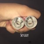 Sky Gray Dueba สั้น/Power - 500