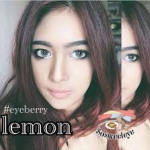 สั้น/power -275 LEMON GRAY EYEBERRYLENS