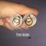 Pinky Brown Dreamcolor1 สั้น/power -450