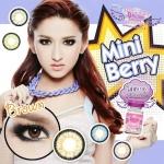 Mini Berry Brown Dreamcolor1เลนส์นิ่มใส่สบาย คอนแทคเลนส์ ขายส่งคอนแทคเลนส์ ขายส่งBigeye Bigeyeเกาหลี