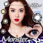 Monster Blue Dreamcolor1เลนส์นิ่มใส่สบาย คอนแทคเลนส์ ขายส่งคอนแทคเลนส์ ขายส่งBigeye บิ๊กอายเกาหลี