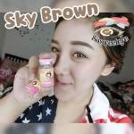 สายตาสั้น/POWER -475 SKY BROWN EYEBERRYLENS