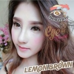 สั้น/power -250 LEMON BROWN EYEBERRYLENS