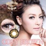 Cosy Brown Dreamcolor1 คอนแทคเลนส์ ขายส่งคอนแทคเลนส์ Bigeyeเกาหลี ขายส่งตลับคอนแทคเลนส์