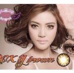 Roxy Brown Dreamcolor1 คอนแทคเลนส์ ขายส่งคอนแทคเลนส์ Bigeyeเกาหลี ขายส่งตลับคอนแทคเลนส์ ขายส่งน้ำยาล้างคอนแทคเลนส์