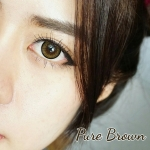 สั้น/Power -350 Pure Brown Dreamcon Mini size