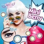 Mini Berry Blue Dreamcolor1เลนส์นิ่มใส่สบาย คอนแทคเลนส์ ขายส่งคอนแทคเลนส์ ขายส่งBigeye Bigeyeเกาหลี