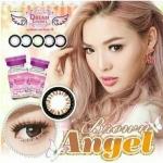 Angel Brown Dreamcolor1เลนส์นิ่มใส่สบาย คอนแทคเลนส์ ขายส่งคอนแทคเลนส์ ขายส่งBigeye Bigeyeเกาหลี