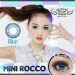 Mini Rocco Blue Dreamcolor1เลนส์นิ่มใส่สบาย คอนแทคเลนส์ ขายส่งคอนแทคเลนส์ ขายส่งBigeye Bigeyeเกาหลี