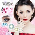 Mini Anna Blue Dreamcolor1เลนส์นิ่มใส่สบาย คอนแทคเลนส์ ขายส่งคอนแทคเลนส์ ขายส่งBigeye Bigeyeเกาหลี