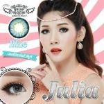 Julia Blue Dreamcolor1เลนส์นิ่มใส่สบาย คอนแทคเลนส์ ขายส่งคอนแทคเลนส์ ขายส่งBigeye Bigeyeเกาหลี