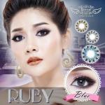 Ruby Blue Dreamcolor1 เลนส์นิ่มใส่สบาย บิ๊กอายเกาหลีแท้100% ขายส่งคอนแทคเลนส์ ขายส่งBigeye