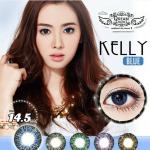 Kelly Blue Dreamcolor1เลนส์นิ่มใส่สบาย คอนแทคเลนส์ ขายส่งคอนแทคเลนส์ ขายส่งBigeye บิ๊กอายเกาหลี