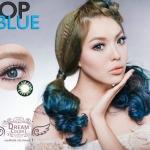 Top Blue Dreamcolor1 คอนแทคเลนส์ ขายส่งคอนแทคเลนส์ Bigeyeเกาหลี ขายส่งตลับคอนแทคเลนส์ ขายส่งน้ำยาล้างคอนแทคเลนส์