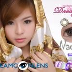 Naomi Gray Dreamcolor1 คอนแทคเลนส์ ขายส่งคอนแทคเลนส์ Bigeyeเกาหลี ขายส่งตลับคอนแทคเลนส์ ขายส่งน้ำยาล้างคอนแทคเลนส์