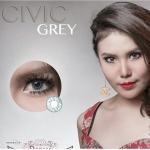 Civic Gray Dreamcolor1 คอนแทคเลนส์ ขายส่งคอนแทคเลนส์ Bigeyeเกาหลี ขายส่งตลับคอนแทคเลนส์