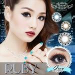 Ruby Gray Dreamcolor1 เลนส์นิ่มใส่สบาย บิ๊กอายเกาหลีแท้100% ขายส่งคอนแทคเลนส์ ขายส่งBigeye