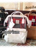 Anello Emporium size Mini ลายสก้อต พร้อมส่ง!!