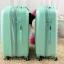 กระเป๋าเดินทางไฟเบอร์ รุ่น TB เขียวพาสเทล ขนาด 24 นิ้ว thumbnail 4
