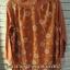 เสื้อคอกลม สีส้มอิฐ สกรีนลาย ผ้านิ่ม thumbnail 1