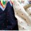 Nordic Style เสื้อคลุม cardigan กันหนาวลายสแกนดิเนเวีย thumbnail 14