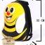กระเป๋าเดินทางเด็ก รุ่น Animal กระเป๋าเดินทางผึ้งน้อย thumbnail 5