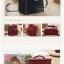 กระเป๋าหนัง pu รุ่นสะพายไหล่งานปัก ทรงเหลี่ยม thumbnail 2