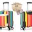 กระเป๋าเดินทางใบเล็ก รุ่น colorful ขนาด 16 นิ้ว thumbnail 4