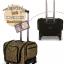 กระเป๋าเดินทางใบเล็ก รุ่น beauty ลายเสือ ขนาด 16 นิ้ว thumbnail 3