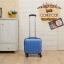 กระเป๋าเดินทางใบเล็ก รุ่น basic สีน้ำเงิน ขนาด 16 นิ้ว thumbnail 1