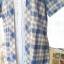 เดรสผ้าฝ้าย สไตล์ญี่ปุ่น เสมือน 2 ชิ้น ผ้าลายสก้อต(สีโทนชมพู) thumbnail 2