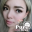 สั้น/power -275 PURE GRAY EYEBERRYLENS thumbnail 1