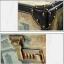 กระเป๋าเดินทางวินเทจ รุ่น vintage classic ลายเมืองฝรั่งเศส ขนาด 22 นิ้ว thumbnail 8