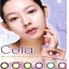 Cola Brown Dreamcolor1 คอนแทคเลนส์ ขายส่งคอนแทคเลนส์ Bigeyeเกาหลี ขายส่งตลับคอนแทคเลนส์ thumbnail 1