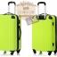 กระเป๋าเดินทางล้อลากไฟเบอร์ รุ่น colorful เขียวขอบดำ ขนาด 20/24/28 นิ้ว thumbnail 2