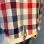 SM2 เสื้อคุลมลายสก้อตสไตล์ญี่ปุ่น มี hood thumbnail 6