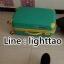 กระเป๋าเดินทางล้อลากไฟเบอร์ รุ่น colorful เขียวขอบเหลือง ขนาด 20/24/28 นิ้ว thumbnail 3