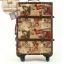 กระเป๋าเดินทางวินเทจ รุ่น vintage classic ลายซองจดหมาย ขนาด 24 นิ้ว thumbnail 1