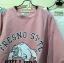 เสื้อยืดผ้านิ่ม สกรีนลาย Bulldog thumbnail 2