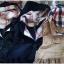 A G plus เสื้อคลุมแจ๊กเก๊ตตัวยาว มี hood สไตล์ญี่ปุ่น thumbnail 5