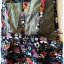 Nombre เอี๊ยมกางเกงขายาว ผ้าลายดอกไม้วินเทจสุดแนว thumbnail 14