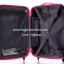 กระเป๋าเดินทางล้อลากไฟเบอร์ รุ่น colorful เทาขอบเขียว ขนาด 20/24/28 นิ้ว thumbnail 6