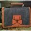 กระเป๋าหนัง pu รุ่นสะพายไหล่ แต่งโบว์ด้านหน้า thumbnail 7