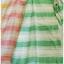 sakura เสื้อผ้าฝ้าย สไตล์ 2 ชั้น แขนกุด ลายริ้ว thumbnail 8