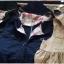 A G plus เสื้อคลุมแจ๊กเก๊ตตัวยาว มี hood สไตล์ญี่ปุ่น thumbnail 6