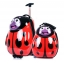 กระเป๋าเดินทางเด็ก รุ่น Animal แมลงเต่าทอง thumbnail 1