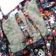 Nombre เอี๊ยมกางเกงขายาว ผ้าลายดอกไม้วินเทจสุดแนว thumbnail 6
