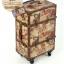 กระเป๋าเดินทางวินเทจ รุ่น vintage classic ลายซองจดหมาย ขนาด 24 นิ้ว thumbnail 5